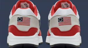 Patriotic Shoes