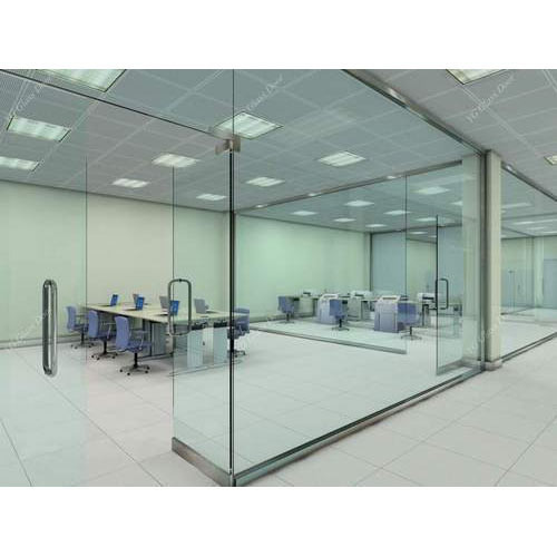 strong Glass wall